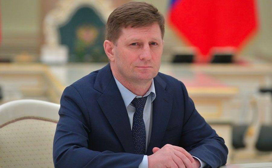 Оппонент Шпорта на выборах в Хабаровском крае — представитель ЛДПР Сергей Фургал.