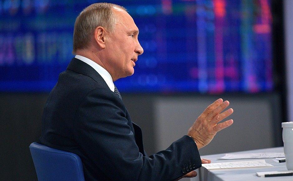 Путин напрямой линии пресек попытки смягчения наказания захранение наркотиков, несвязанное сихсбытом