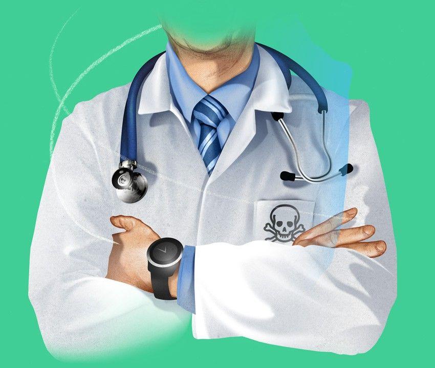 Как поддельные дипломы приводят в медицину опасных людей