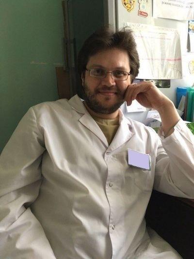 Борис Кондрашин, фотография с сайта сообщества психотерапевтов, получил работу с помощью поддельного диплома