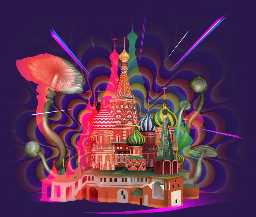 Исследование наркотиков в даркнете: начем сидит Россия