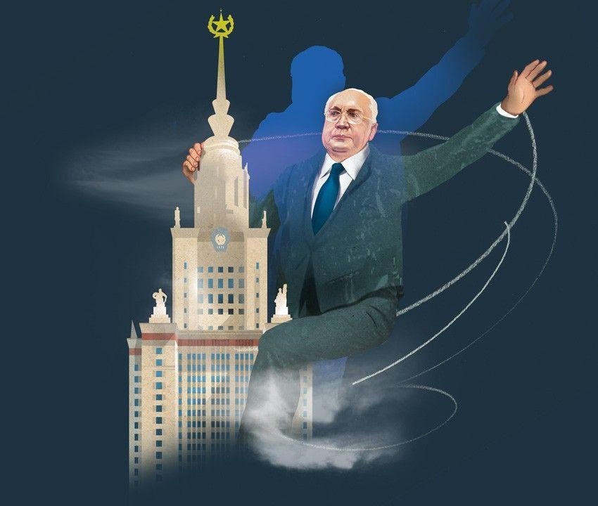 Виктор Садовничий, 80-летний ректор МГУ, должен оставить свой пост вэтом году.