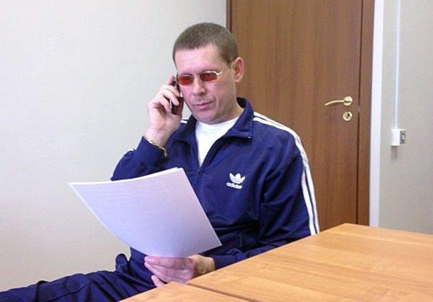 """Высокопоставленный """"начальник"""" пермских судей, пранкер Сергей Давыдов"""