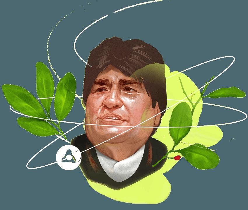 """Эво Моралес хочет стать президентом в четвертый раз подряд. В этом ему помогают российские политтехнологи и госкорпорация Росатом."""""""