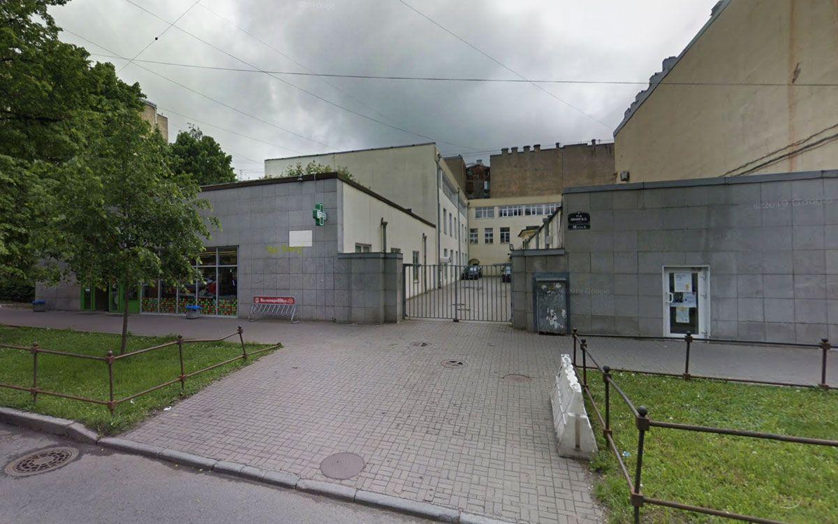 Фото офиса компании Михаила Шеломова «Акцепт» наВасильевском острове вСанкт-Петербурге