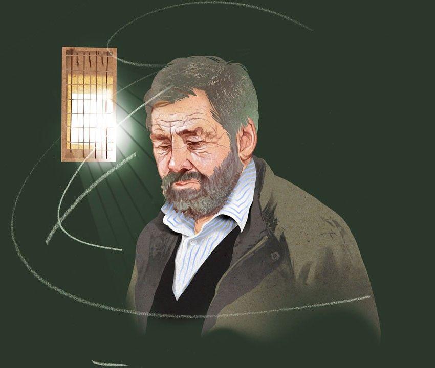 История Сергея Мохнаткина, человека, которого ломают
