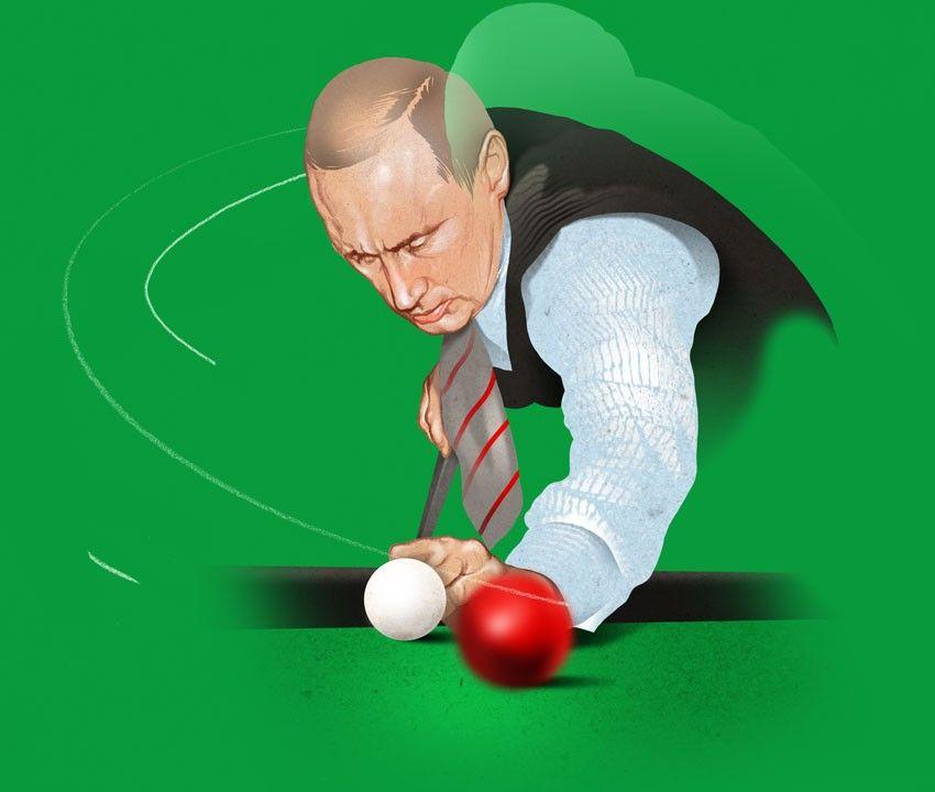 Рассказ отом, как Владимира Путина оградили отжурналистов кремлевского пула