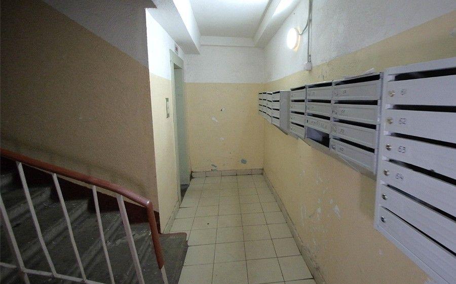 Подъезд ишкола Марины Игумновой (Амаффи) в Балашихе