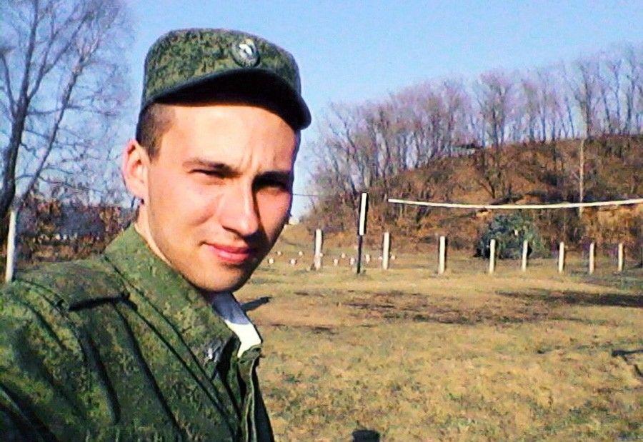 Владимир Сальников пришел ввоенкомат сзаявлением о желании пройти альтернативную службу.