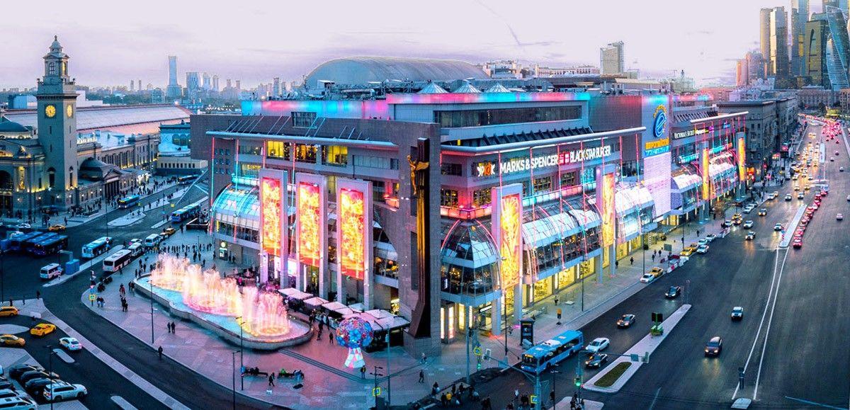 ТЦ «Европейский» в Москве. Источник: сайт торгового центра